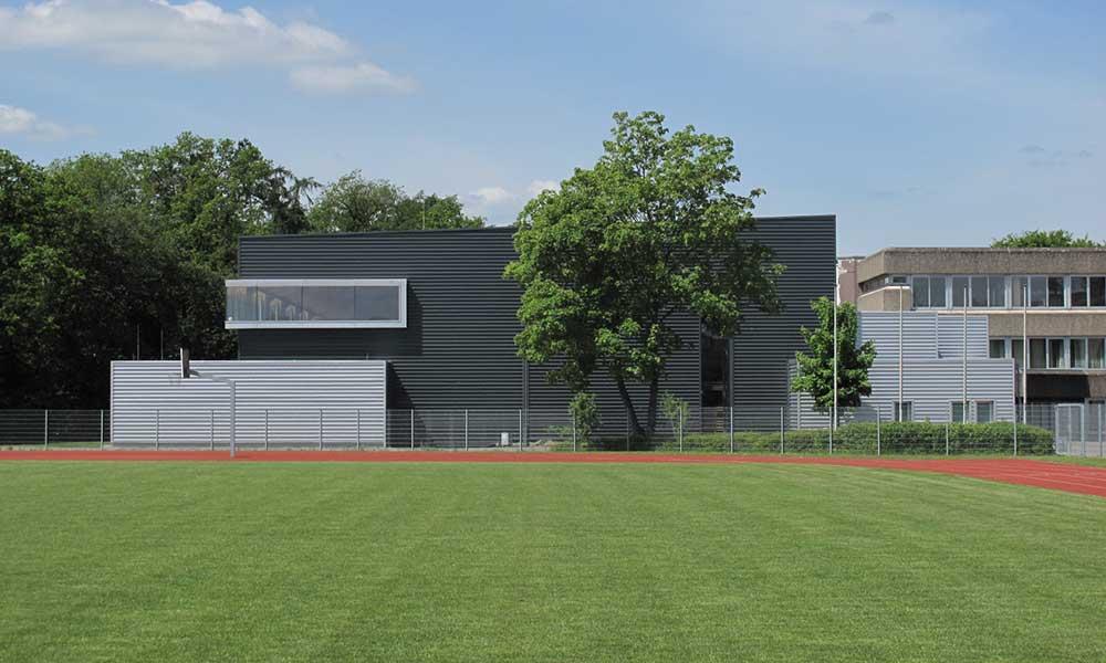 Sporthalle in Wetzlar
