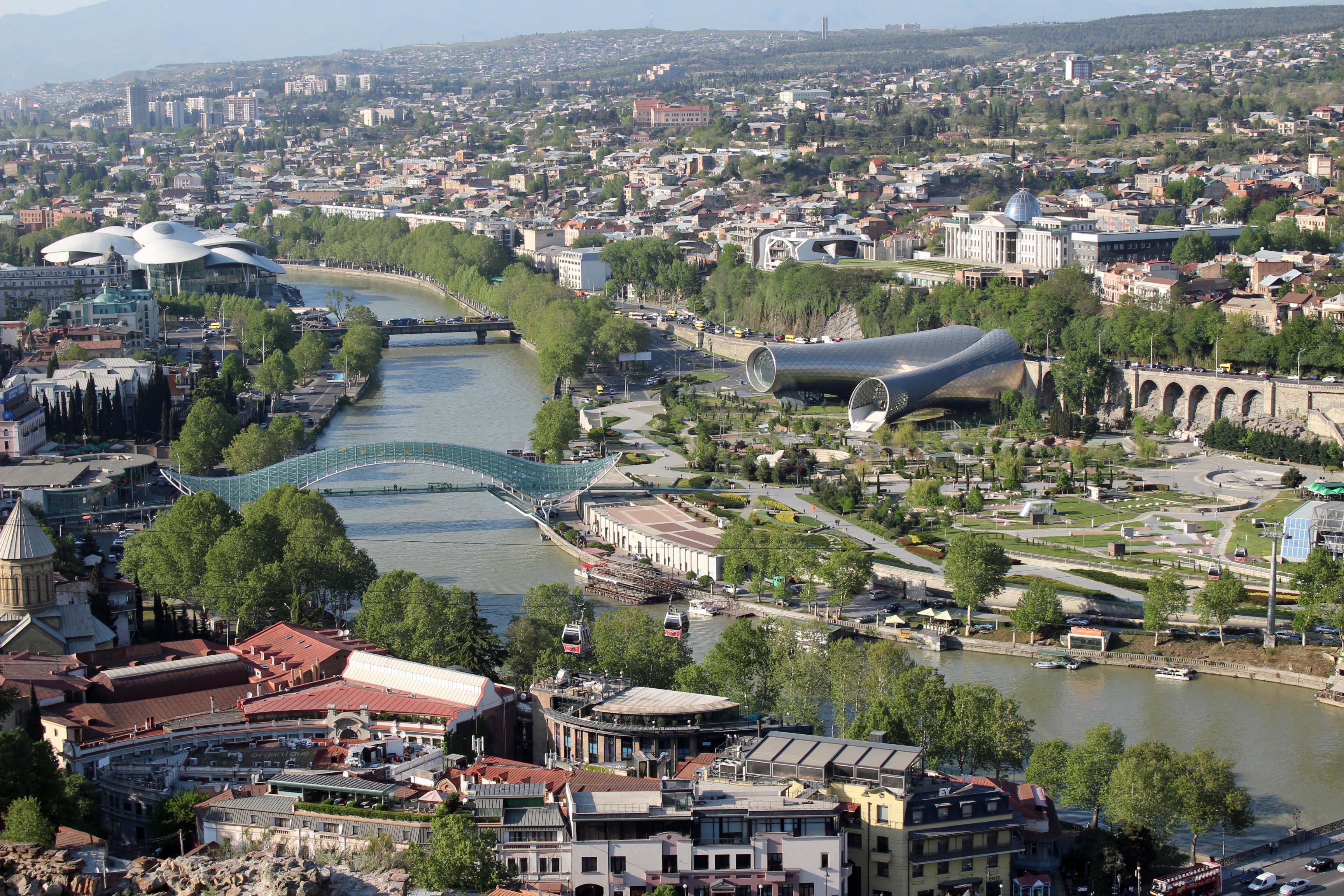 Architektur- und Kulturreise nachTiflis, Georgien